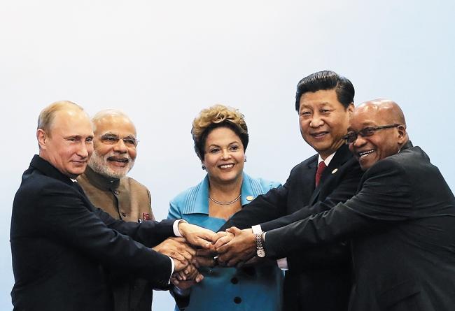 Potências América Latina / Crédito: Reuters
