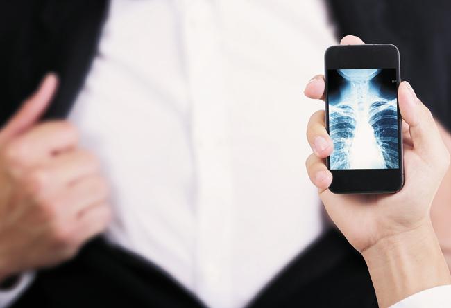 Raio X da Saúde Organizacional / Crédito: Shutterstock