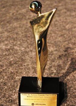 Prêmio Ser Humano 2014 / Crédito: Divulgação