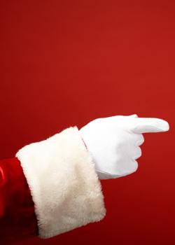 Cestas de Natal / Crédito: Shutterstock