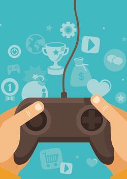 Gamefication / Crédito: Shutterstock