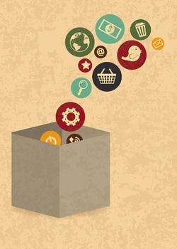 Novas formas de trabalho na era digital / Crédito:shutterstock