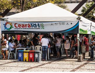 ABRH na Praça-CE / Crédito: Divulgação