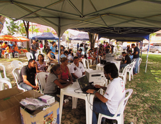 ABRH na Praça - PA - Crédito: Divulgação