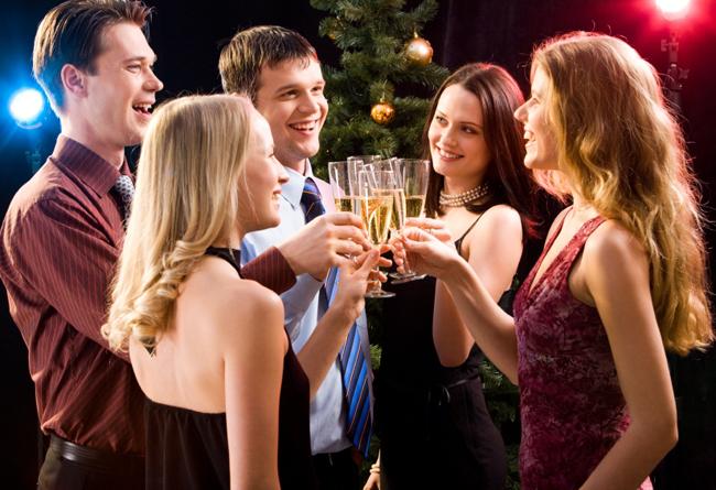 Festas nas empresas / Crédito: iStockphoto