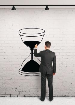 Gestão do tempo / Crédito: Shutterstock