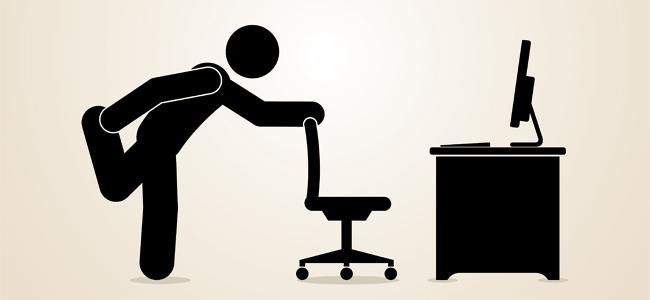 Saúde no trabalho / Crédito: Shutterstock