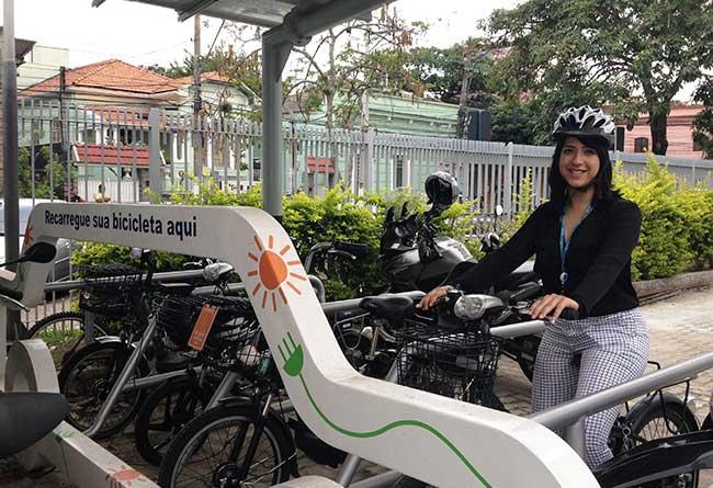 Case bicicleta elétrica