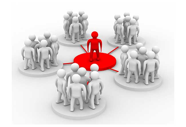Networking: iStockphoto