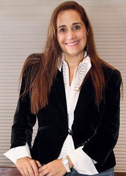 Elaine Saad, presidente da ABRH-Brasil: ampliar e fortalecer a força de RH