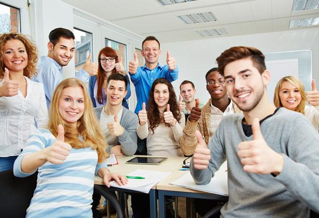 Fatores de Atração Trainees / Crédito Shutterstock