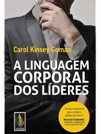 Livro A linguagem corporal dos líderes