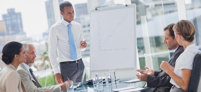 Teste seu nível de eficiência em apresentações / Crédito iStockphoto